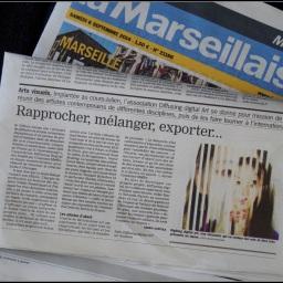 Un article de DDA sur La Marseillaise – septembre 2014