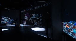 Espaces Sonores with SOUND OF MEMORY P.Boisnard et A.Courcelle,  Le Shadok – Strasbourg 2015