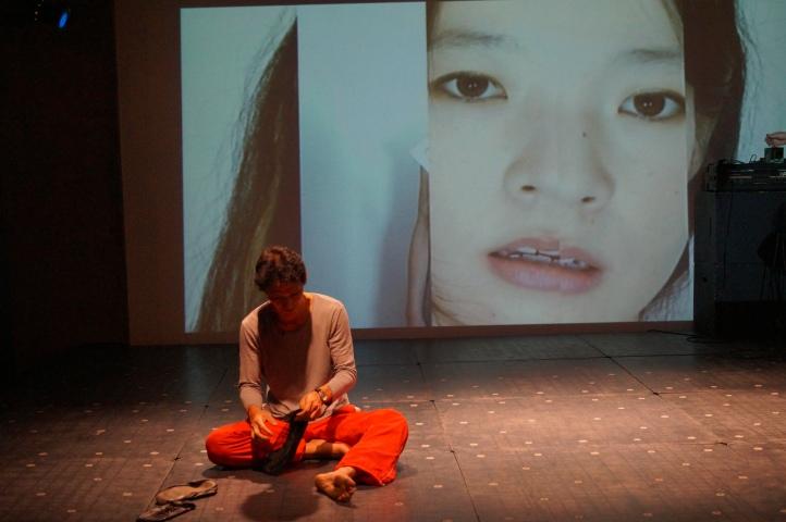 DDA performance, Tokyo 2014 - Nanami Kohshou