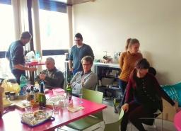 Bees & microtechnologies – Retour de résidence – Suisse