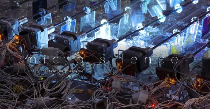 micro silence, une orchestration plastique | du 6 au 29 juillet 2017 à Marseille