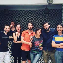 SOMA residency – arrivée à Marrakech