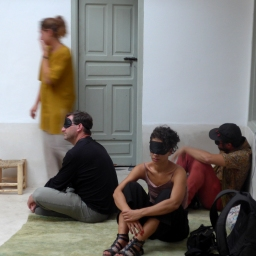SOMA residency – représentation du 19 septembre 2017 au 18 – Riad culturel (Maroc)